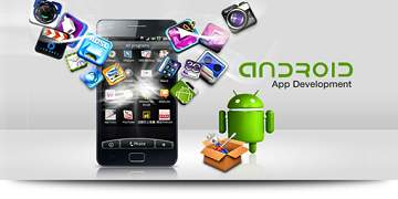 Complete Android App Development Services and training provided by logic web services
